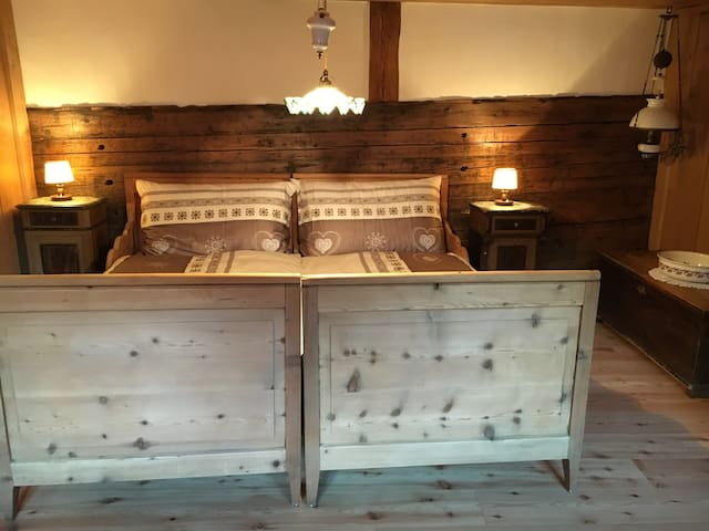 Heidi's bed & breakfast - Scuol - Flat