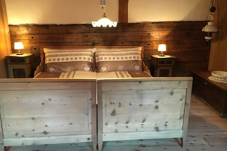 Heidi's bed & breakfast - Scuol - Apartamento