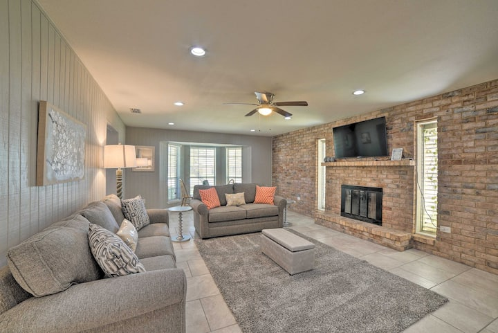 NEW! Corpus Christi House < 10 Miles to Downtown!