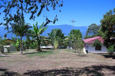 Campo Hermoso - Socorro - Kisház