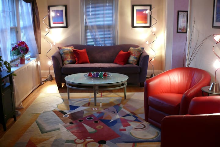 Artsy, Colorful & Cute - Queens - Apartment