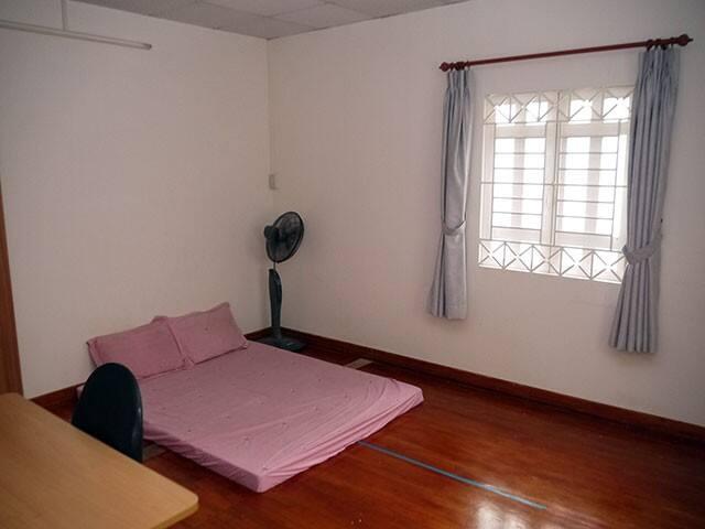 日本人在住のアットホームな雰囲気の部屋