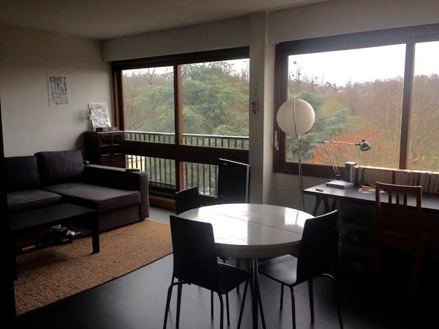 Studio à proximité du parc du Château - Le Chesnay - Lägenhet