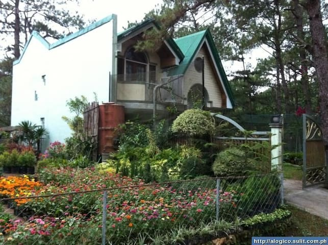 3 BR/2 CR Baguio Apartelle, lodging, transient - Baguio - Pis