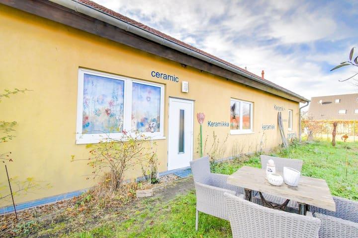 Apartamento moderno en Rövershagen cerca del Mar