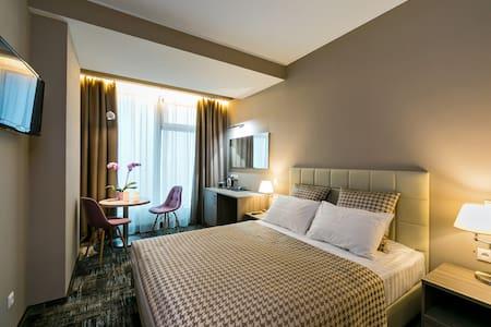 Small Family Hotel - 48th floor - Moskva - Bed & Breakfast