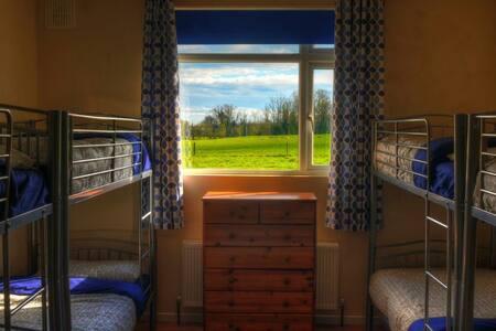 Wild Atlantic Way base camp Room 1 - Limerick