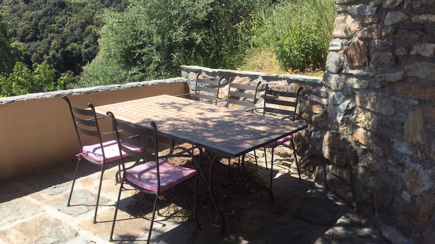 Bel appartement Rogliano-Cap Corse - Rogliano - Pis