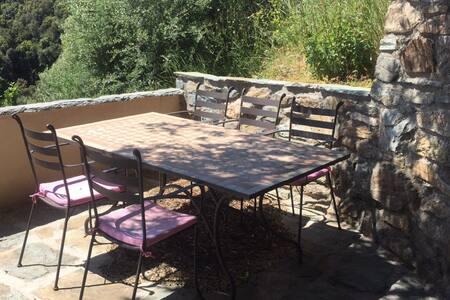 Bel appartement Rogliano-Cap Corse - Rogliano - Appartement