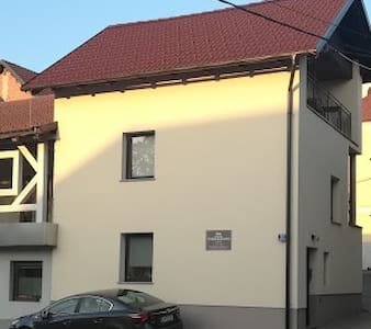 Apartment near Ljubljana, free parking, 4 persons