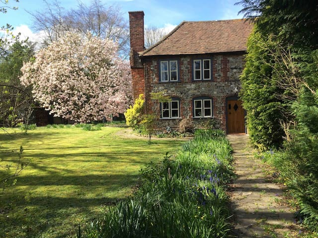 600 years of history at The Old Rectory B&B