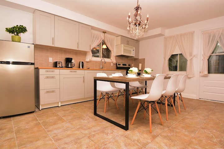 Luxurious apartment for short & long stays