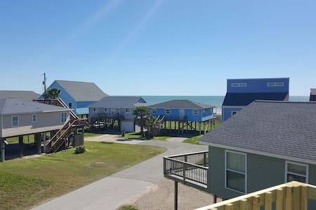 Newly built with ocean views - Surfside Beach - Casa