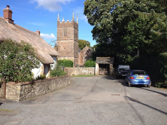 Picturesque Devon Village - Okehampton - Casa