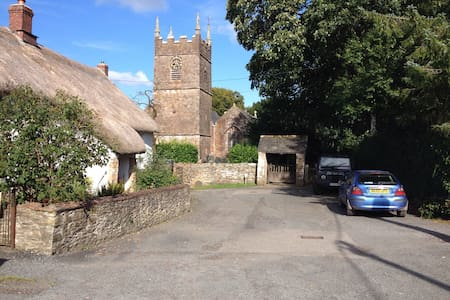 Picturesque Devon Village - Okehampton