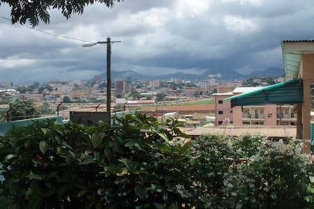 Maison accueillante en centre ville - Yaoundé
