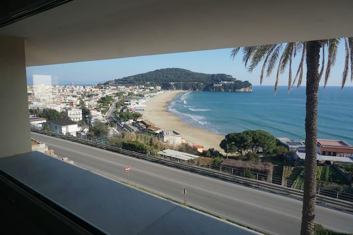 Loft panoramico max 6 con posto auto