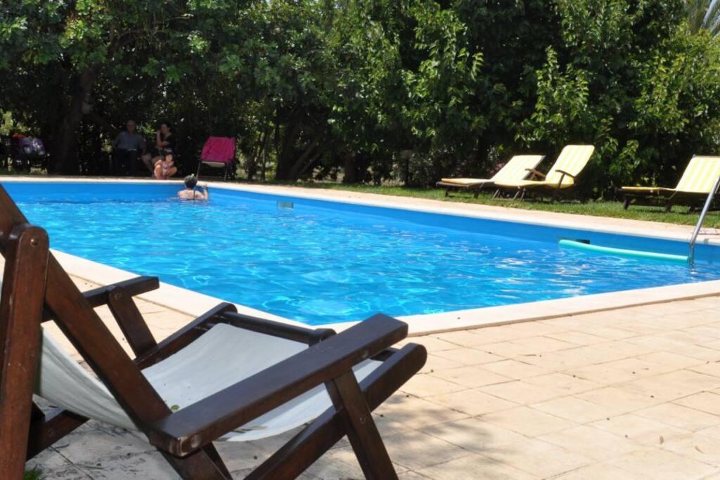 Magnifica antica villa siciliana con piscina villas - Villa con piscina sicilia ...