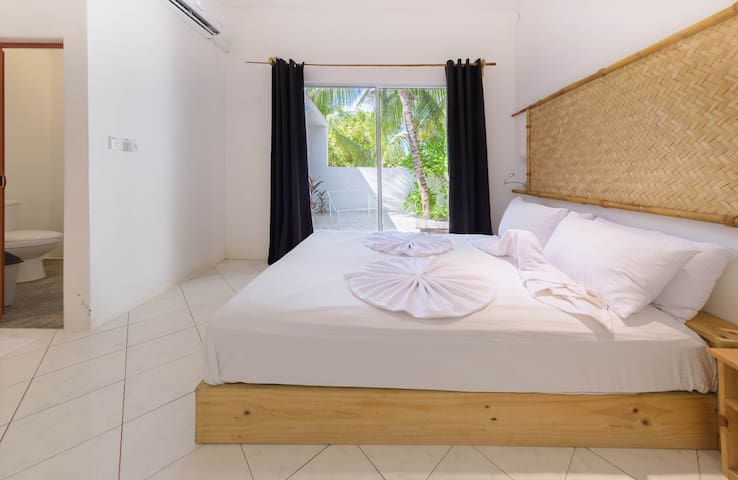 Captains Residence by Vista, Budget suite BnB. - Dhiffushi - Apartment