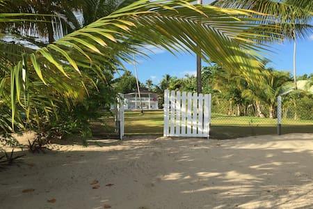 Casa Blanca Beach Villa - Las Terrenas