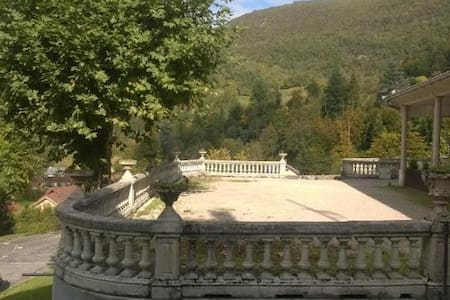 Appt rc avec terrasse privative - Aiguebelette-le-Lac