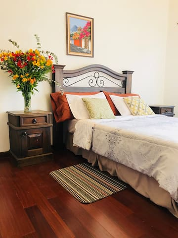 Private room in Antigua Guatemala