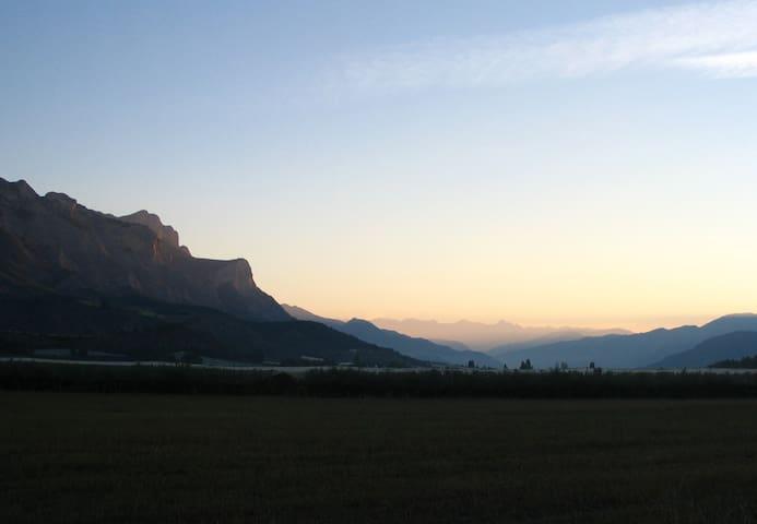 Gîte de Ventavon entre Alpes et Provence