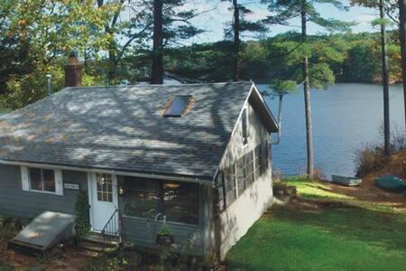 Lake House Walkout
