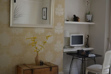 Character Twin Room in Bournemouth - Bournemouth - Apartemen