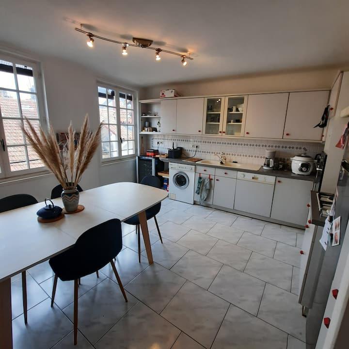 Appartement 4 personnes au coeur de Bayonne