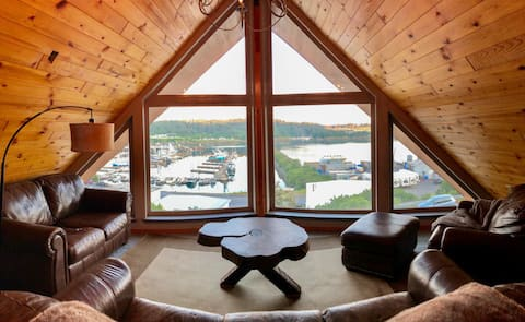 Kodiak's Harbor House