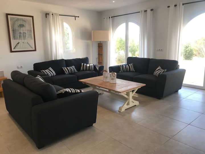 4p apartment with amazing seaview on Cala Tarida