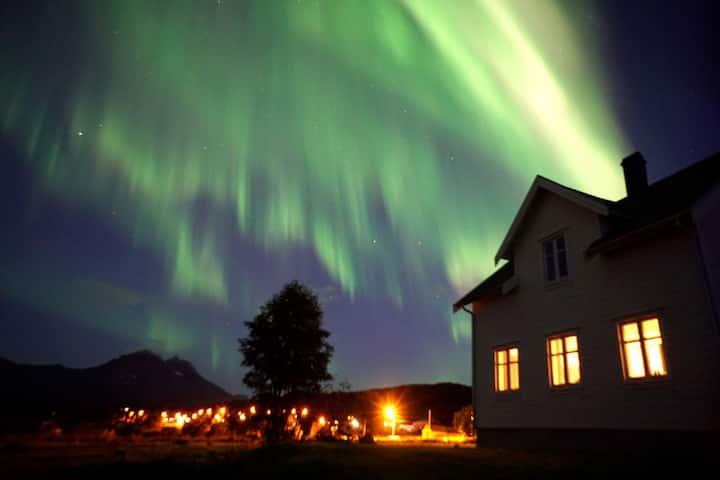 Big beautiful house at Larseng.