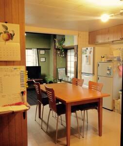 【単身女性のみ】上野・浅草へ徒歩圏!国際色豊かなシェアハウスの一室☆ - Taito-ku