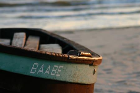 "Ostseele - ""Seeschimmer"" ≈ 1oom zum Strand ≈ - Bungalow"