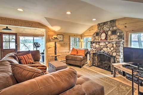 Lakefront Property in the Heart Of The Catskills!