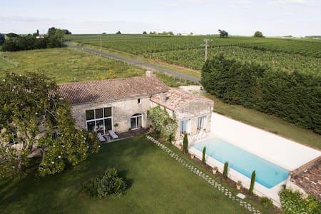 Très belle maison de campagne à la « française»