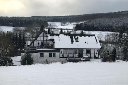 Das Freizeithaus am Rothaarsteig - Kirchhundem - Apartment