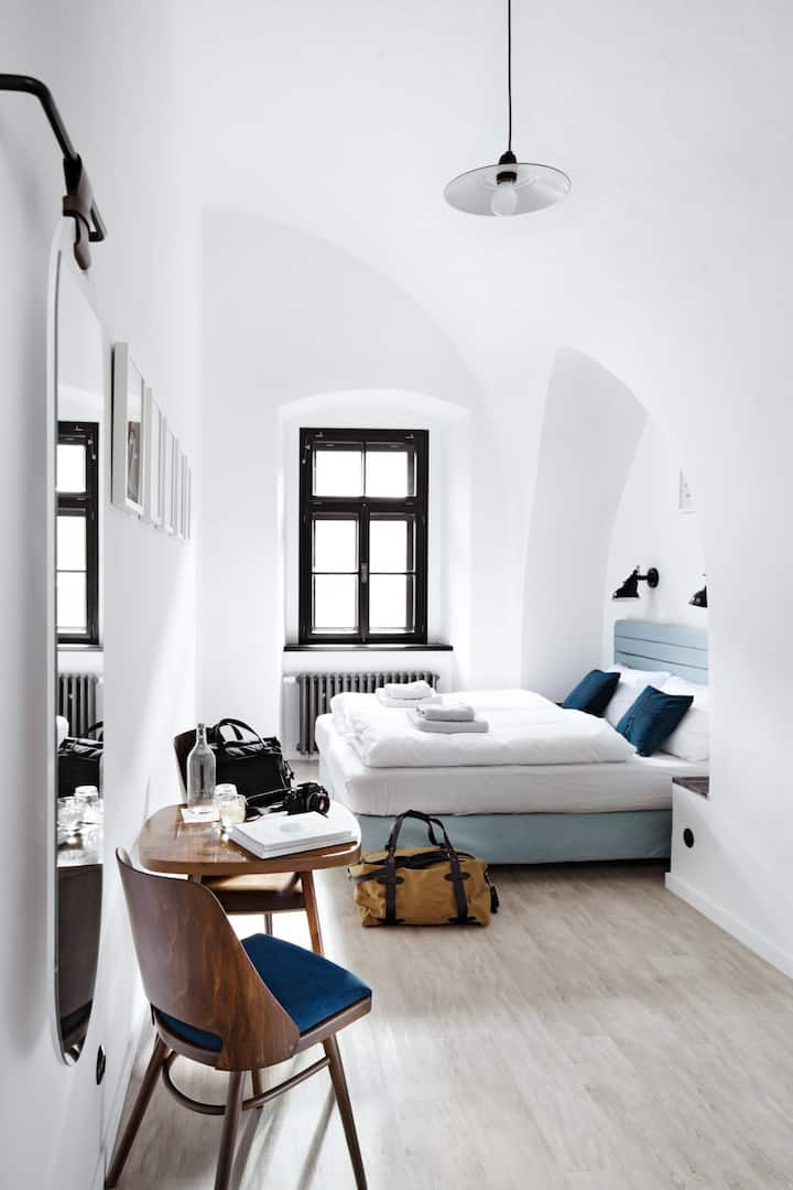 The Arc - Long Story Short Hostel & Café