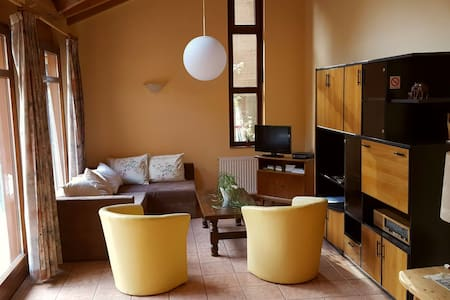 Spacious apartment located in nature reserve