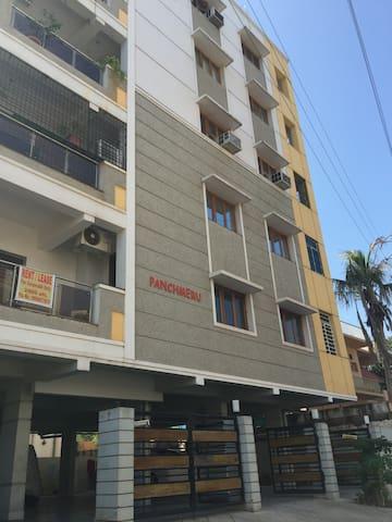 Beach apartment, 3BHK luxurious individual flat. - Visakhapatnam - Appartement