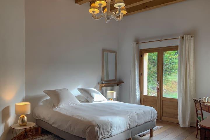 Chambres d'hôtes de charme en pleine nature