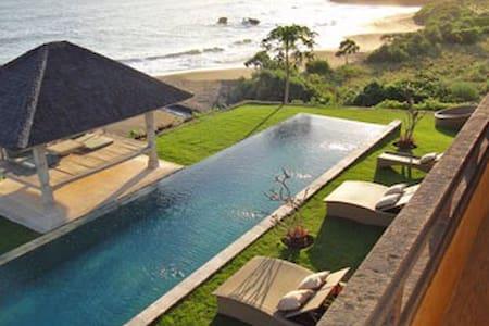 13 BR Beachfront Luxury Estate - Tabanan - Villa