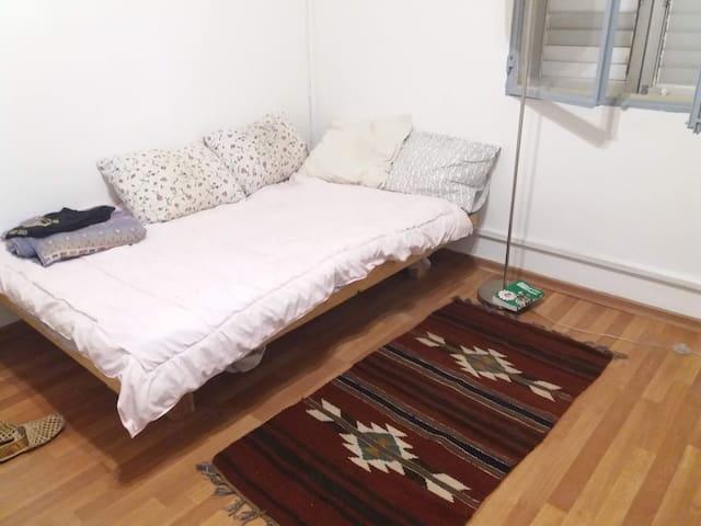 PRIVATE apartmant in north TLV