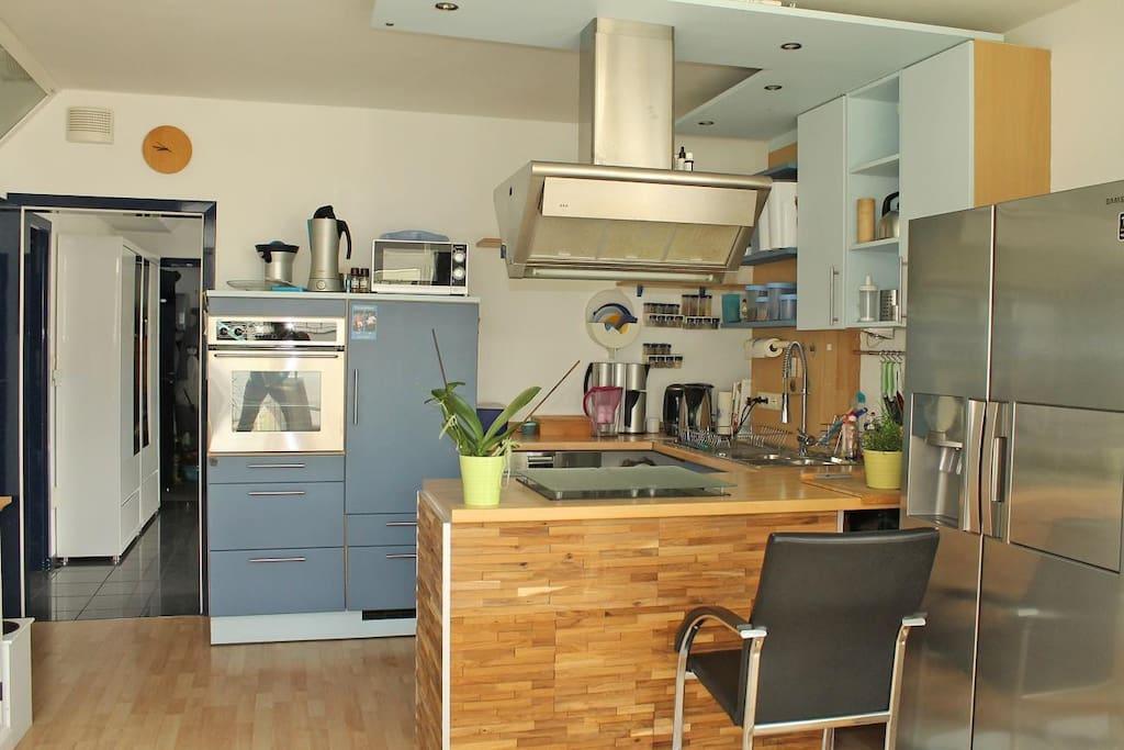 Küchenmitbenutzung