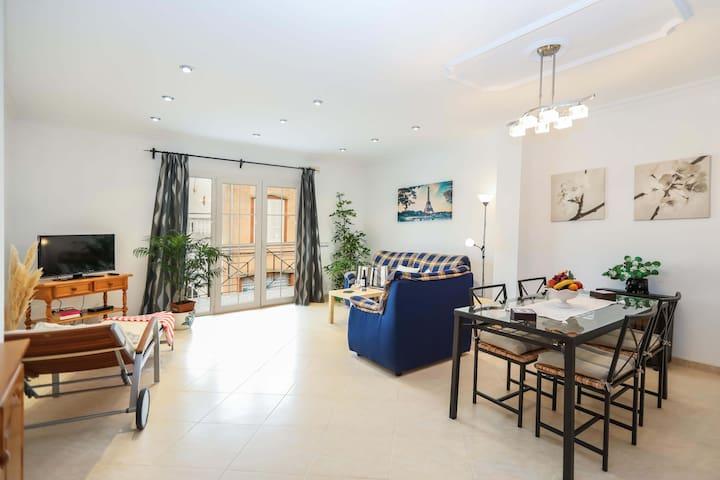 Girasol - Ideal für Fahrradfahrer - Santa Margalida - Appartement