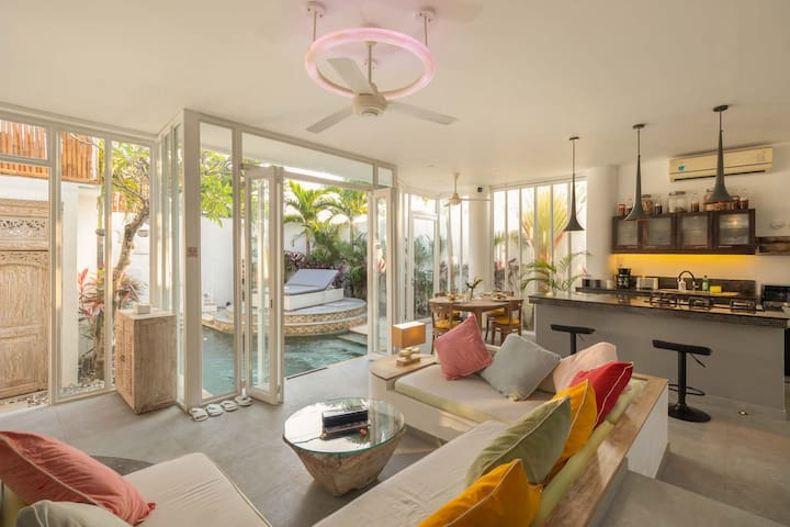 *DISCOUNT* Central New Pvt. Villa w/Pool+Parking