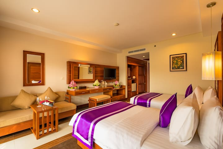 Admirable room for two in Siem Reap - Krong Siem Reap - Apartment