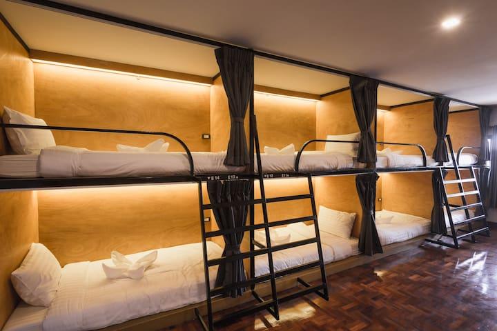 Le Light Hostel ( Mixed Dorm Room E)