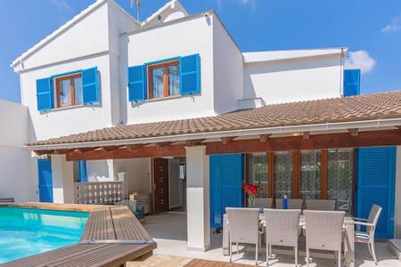 Mallorca winter offer-villa close to nature&beach